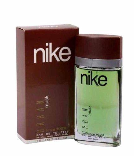 Nike Urban Edt for Men, Musk, 75ml