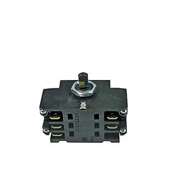 interrupteur bouton poussoir pour plaque de cuisson 7. Black Bedroom Furniture Sets. Home Design Ideas