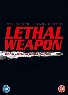 Lethal Weapon : The Complete Collection (4 Disc Box Set) [1987] [DVD] [2005] (B000B7KXBI) | Amazon price tracker / tracking, Amazon price history charts, Amazon price watches, Amazon price drop alerts