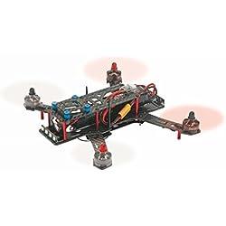 Graupner ALPHA 250Q - drones con cámara (Hacia atrás, Downward, Adelante, Upward, Negro, Rojo, Color blanco, Fibra de carbono)