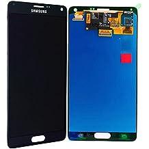 Samsung Galaxy Note 4SM N910F d'origine, écran LCD tactile, numériseur, noir GH97-16565B