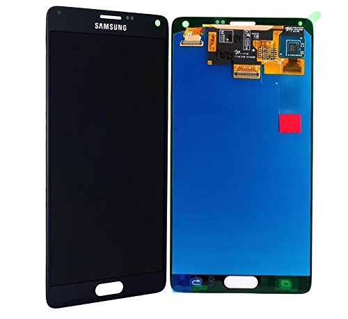 original samsung galaxy note 4 sm n910f lcd display. Black Bedroom Furniture Sets. Home Design Ideas