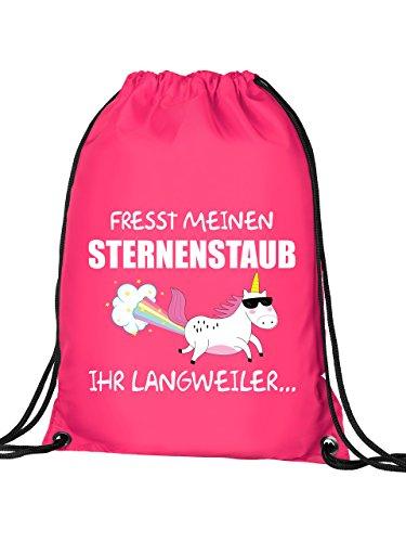 NSTAUB IHR LANGWEILER 5942 Turnbeutel (Pink) (Kondom Kostüm Bilder)