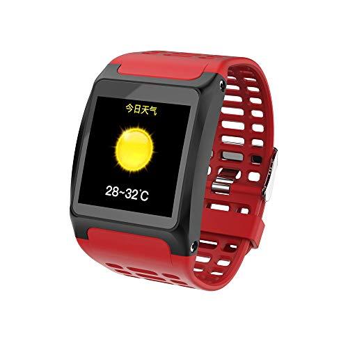 Geschwindigkeits-Überwachung Persönlichkeitsüberwachung Blutdruck-Herzfrequenz Multi-Sport-Modus Smart Armband-Solk-Bildschirm-Pedometer -