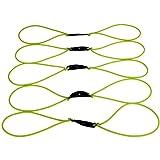 Banda elastica di ricambio per fionda e catapulta da caccia 1636, Green, 5 pz