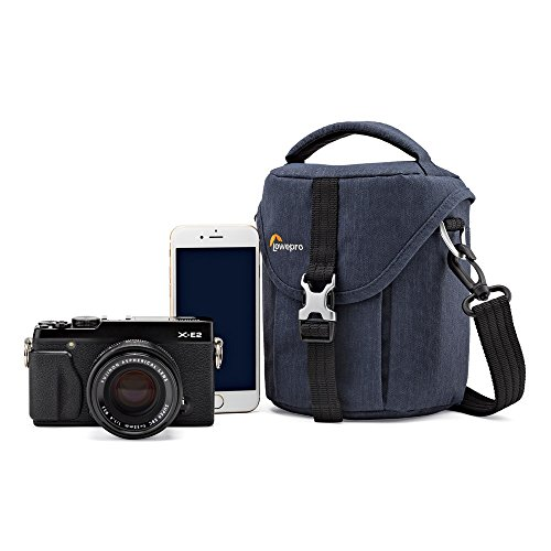 Lowepro LP36930 Scout SH 100 Camera Case - Slate Blue