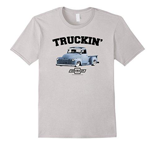 truckin-chevrolet-t-shirt-classic-look-25138-herren-grosse-xl-silber