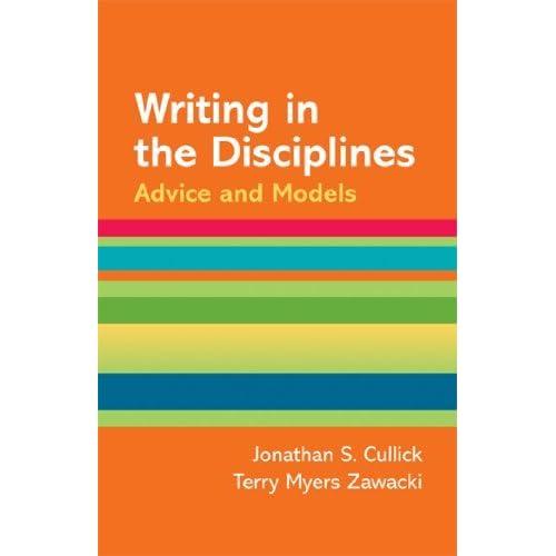 Writing in the Disciplines: A Hacker Handbooks Supplement (Hacker Handbooks Supplements) by Diana Hacker (2011-04-08)