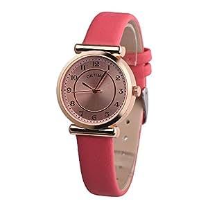 Womens quartz watches ulanda eu women retro design analog clearance lady wrist watch female for Watches clearance