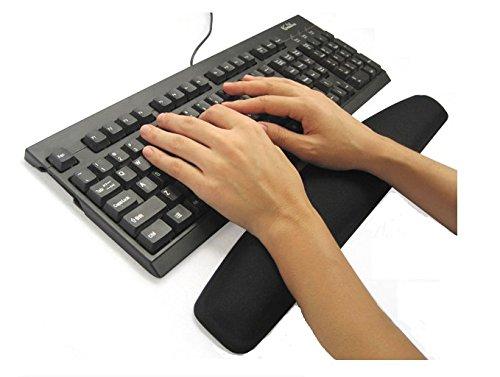 trixes-reposamunecas-de-gel-en-color-negro-para-teclado-de-pc