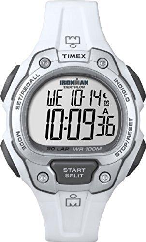 Timex Ironman Traditional 50-lap Full Size ~ T 5K690su