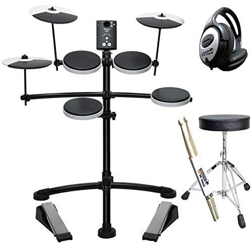 Roland TD-1K E-Drum Schlagzeug + keepdrum Zubehör-Set - Roland E-drum