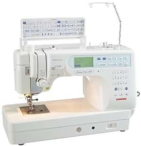 JANOME machine à coudre mc6600p