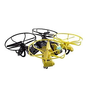 Drone Force yw858180Morph de Zilla dron, Amarillo