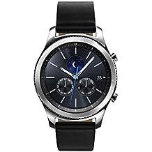 "Samsung Gear S3 Classic - Smartwatch Tizen (pantalla 1.3"" Super AMOLED 360x360, GPS integrado, batería 380 mAh, altavoz integrado), color negro"