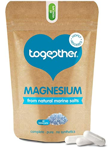 Together Health - Magnesio Marino, 1x 30 Cápsula