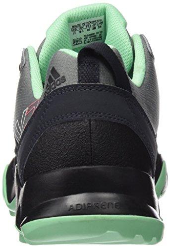 Damen Grau Black Ax2 Vista S16 amp; adidas Trekking Green Wanderhalbschuhe S15 Core Grey Glow dqXwAdv