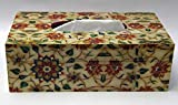 #6: Decorative Wooden Tissue Box Holder for Home/CAR/Office