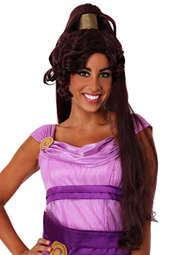 Disguise Limited Disney Hercules Megara Women's Wig Standard (Disney Hercules Megara)