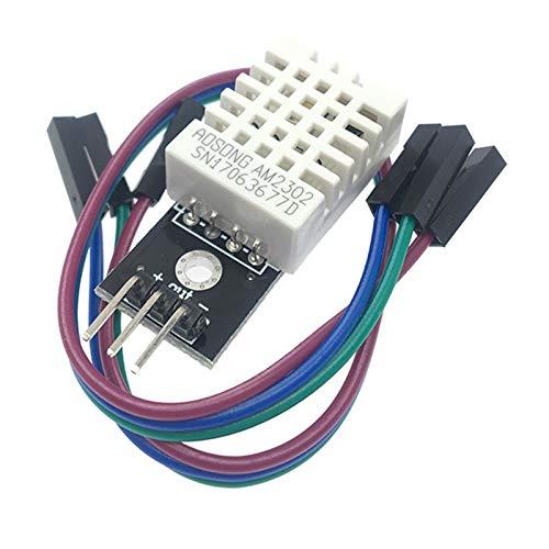 REFURBISHHOUSE Dht22 Single-Bus Digital Temperatur Und Feuchtesensormodul Elektronische Bausteine Am2302 Für Arduino -