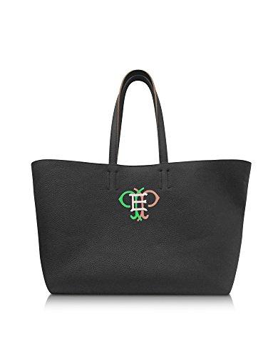 emilio-pucci-womens-66bc7066000a24-black-leather-tote