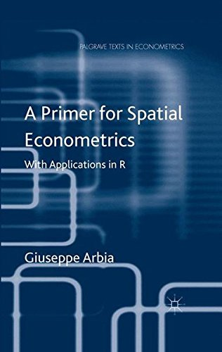 A Primer for Spatial Econometrics (Palgrave Texts in Econometrics)