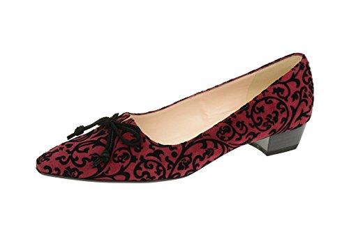 Peter Kaiser 22407/384, Scarpe col tacco donna Rosso (rosso)