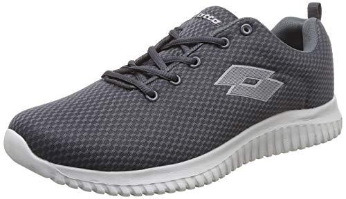 Lotto Men's Vertigo 3.0 Grey Running Shoes-8 UK/India (42 EU) (8907181803456)