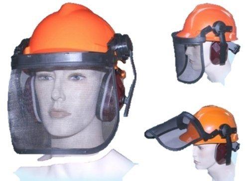 Helmvisiere mit Networking und Kopfhörer
