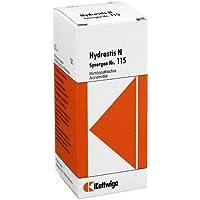 SYNERGON KOMPLEX 115 Hydrastis N Tropfen 50 ml Tropfen preisvergleich bei billige-tabletten.eu