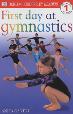 First day at gymnastics