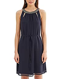 ESPRIT Collection Damen Kleid 047eo1e021