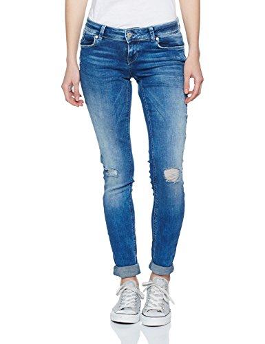 ONLY Onlcoral Slsk Dnm Jeans Rea15051 Noos, Mujer, Azul (Medium Blue Denim), W28/L32 (Talla del fabricante: 28)