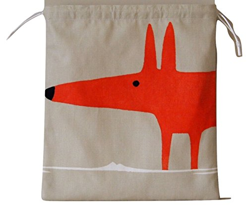 scion-mr-fox-neutral-paprika-fabric-drawstring-waterproof-lined-wash-bag-cosmetic-bag