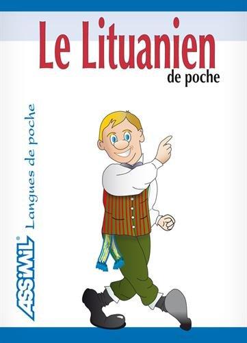 Le Lituanien de Poche ; Guide de conversation