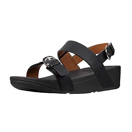 c0bd34c17 Fitflop Women s Edit Back Strap Open Toe Sandals