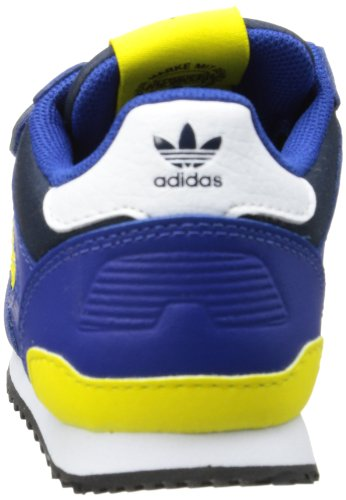 adidas Originals ZX 700 CF I G95287 Baby Jungen Lauflernschuhe Blau (Pride Ink F13/Vivid Yellow S13/Legend Ink S10)