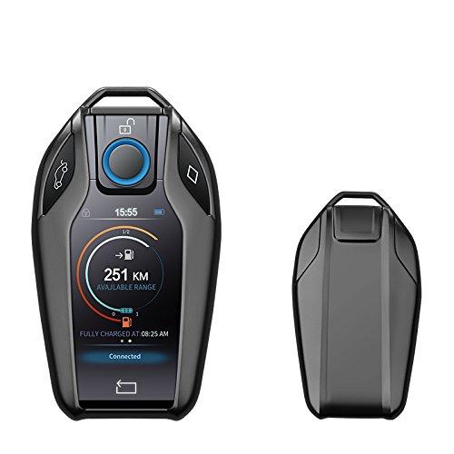 Kaktus Smart Key Protection Shell Autoschlüssel Schutzhülle für BMW Display Key Schlüssel