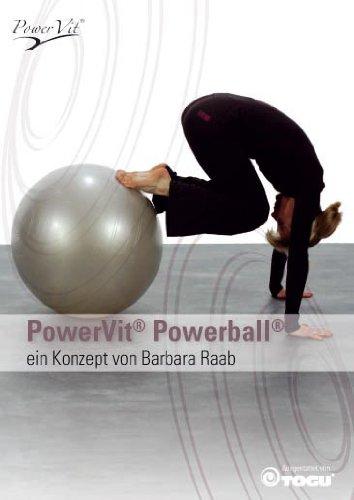 PowerVit Powerball / Training mit dem großen Gymnastikball - Fitness DVD