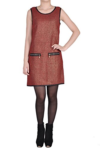 MyCollection - Robe - Femme Rouge
