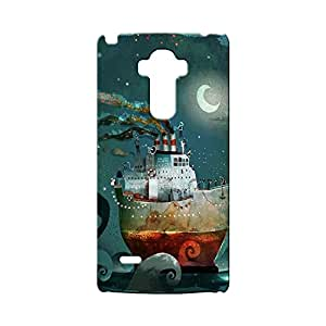 BLUEDIO Designer Printed Back case cover for LG G4 Stylus - G3594