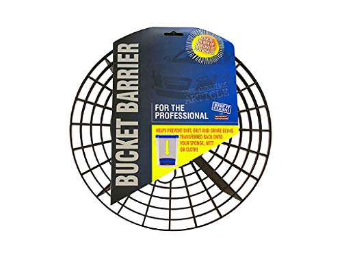 Hyfive Car Wash Grit Guard 20L Bucket Barrier 262mm Insert Washboard Filter AntiScratch