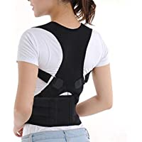 Verstellbare Haltungskorrektur, magnetisch, verstellbare Rückenlehne, Lendenwirbelstütze, Gürtel für Schulter,... preisvergleich bei billige-tabletten.eu