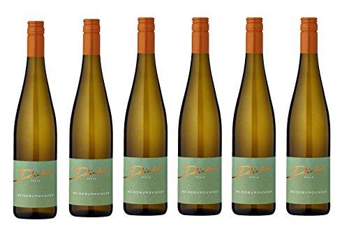 Weingut Dihel, Pfalz Weißburgunder Trocken (6 x 0.75 l)