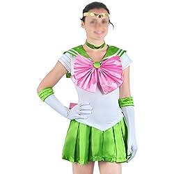 Disfraz de Sailor Jupiter