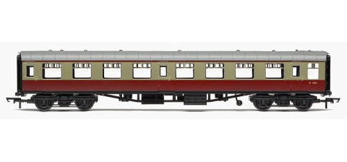 Hornby Railroad Calibre 00 BR MK1 Seconde Open Coach