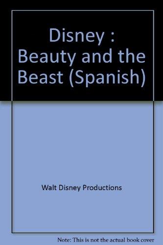 Beauty And the Beast (Spanish) por Walt Disney Productions