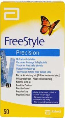 41WQNp9RJxL - Freestyle Precision Blutzucker Teststr.o.codier. 50 stk