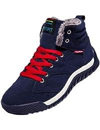 239eabee01 QUICKLYLY Botas para Hombre Calzado De Protección Zapatos Casuales para Al  Aire Libre Pisos Transpirables Más