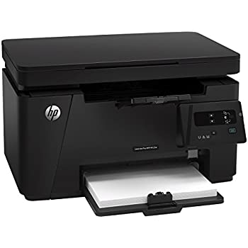 HP LaserJet Pro M125A Stampante Stampante Multifunzione, Display LED, A4, USB 2.0 Hi-Speed, Nero